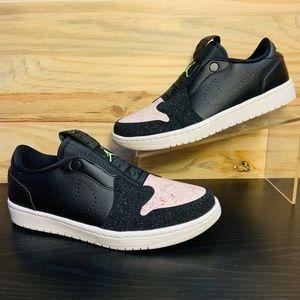 New Nike Air Jordan 1 Retro Low Slip Phantom RARE